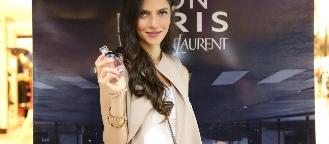 YSL Beauty x Ivy Says- Mon Paris