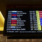 My Qatar Airways Experience, Part 1 (Singapore to Doha)