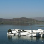 Following James Bond's Footsteps in Udaipur
