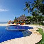 South Palms Resort & the Longest Fine White Sand Beach in Panglao, Bohol