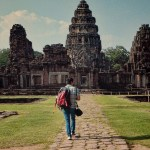 Exploring Phimai Historical Park in Northeastern Thailand