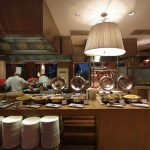Buffet at Cafe Ilang Ilang, Manila Hotel
