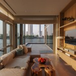 A Peek at the Ultra Luxurious Four Seasons Private Residences in Bangkok