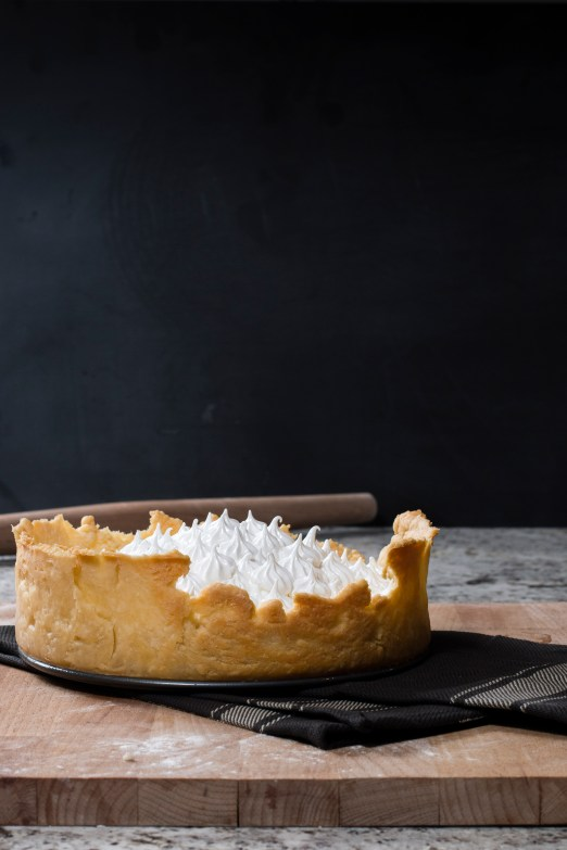 Coconut Sugar Pie with Meringue   I Will Not Eat Oysters
