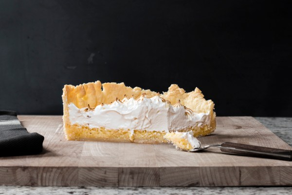 Coconut Sugar Pie with Meringue | I Will Not Eat Oysters
