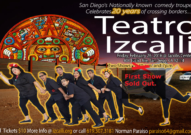 TEATRO IZCALLI is hosting its 20th Anniversary Show