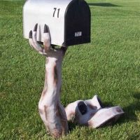 Cool/Weird Mailbox Designs