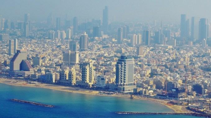 Tel Aviv - fotó: Amos Meron / Wikipedia