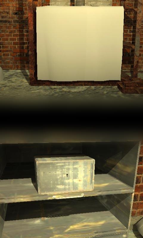 脱出ゲーム old basement-地下倉庫からの脱出-画像2