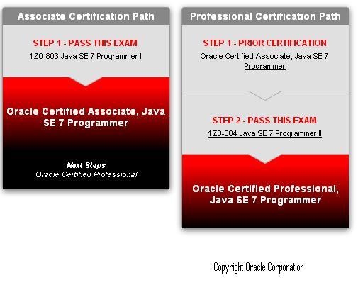 java certification program