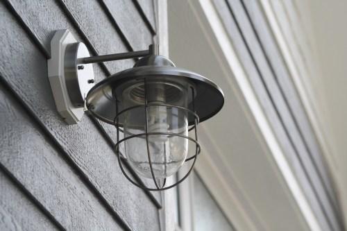Medium Of Outdoor Garage Lights