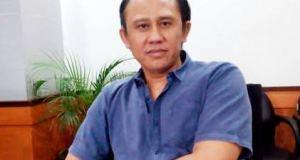 Ketua Komisi D DPRD Kota Bandung Achmad Nugraha