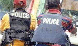 surrender myself to police, you're under arrest