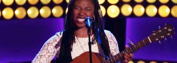 Jamaican born singer wows judges on The Voice Season 7 (Video)