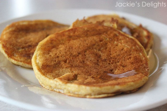 Pumpkin Pancakes.2