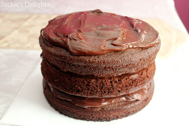 Super Chocolatey Cake.2