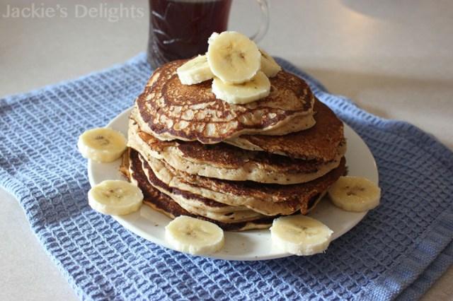 Banana Bread Pancakes.1