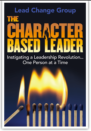 Are You A Character Based Leader?