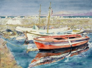 JMM_Greece_HarborBoats