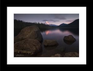 Framed Lakes