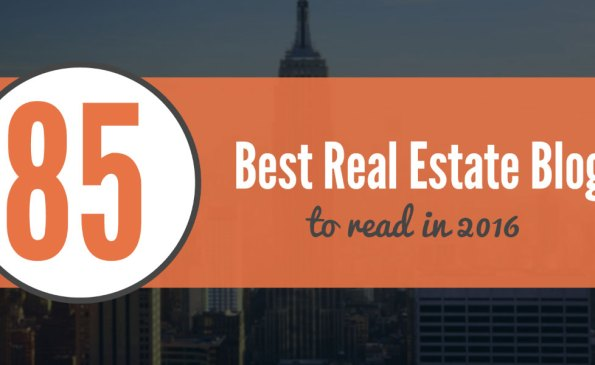 Best Real Estate Blogs 2016