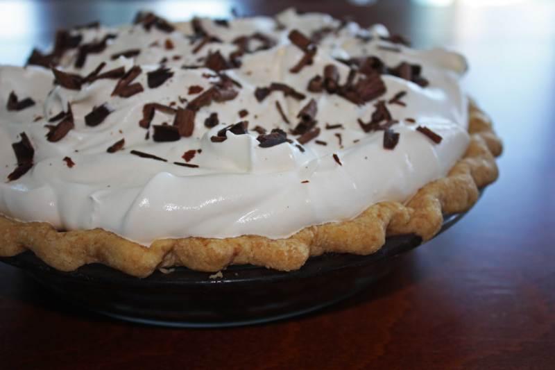 Large Of Mississippi Mud Pie
