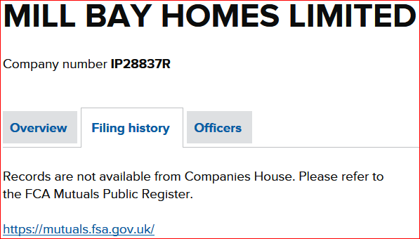 Mill Bay Companies House