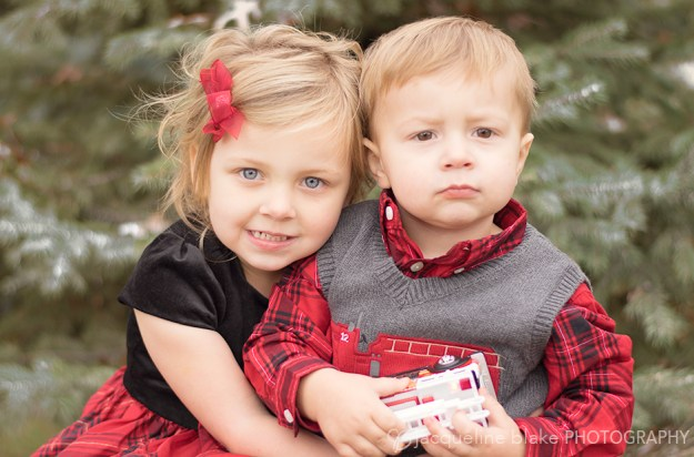 children's photographer, ham lake photography studio, christmas portraits