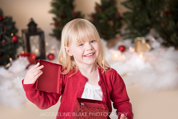 Christmas Mini Photo Session - Ham Lake Photographer