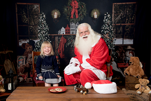 pictures with Santa Clause, Ham Lake Photographer