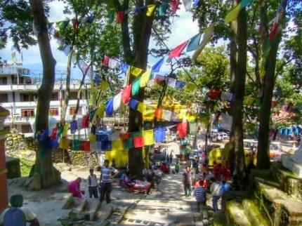 Prayer flags Nepal