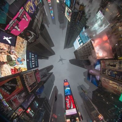 Times Square, New York, AS (Brightside)