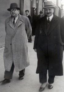 Коста Хаџи и Јован Ћулум, сарадници владике