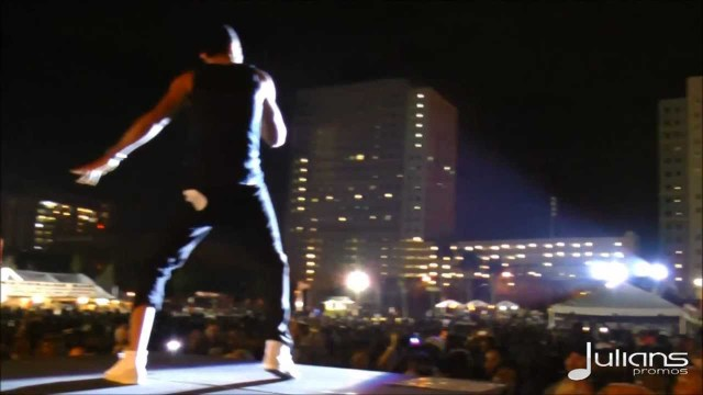Baby Cham Performance @ Reggae World Unity Festival 2013