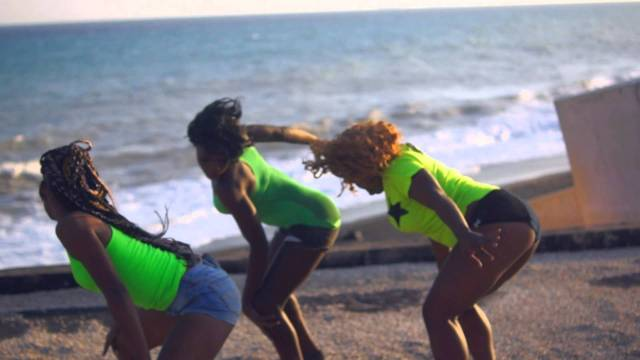 Konshens – Walk and Wine / On Your Face (Official Music Video)