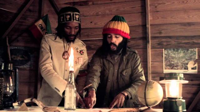 Kabaka Pyramid ft Protoje &#8211; Warrior (Official Music Video)