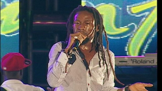Onstage TV Interview: Jah Cure (June 1, 2013)