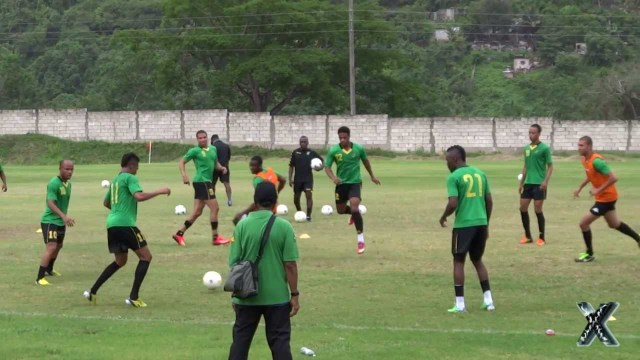 'Reggae Boyz' train in preparation for CONCACAF World Cup qualifier against Mexico –