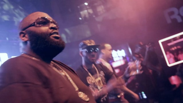 Rick Ross performs #FuckWithMeYouKnowIGotIt @ Reebok Classics event in Las Vegas