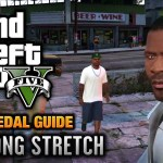 GTA 5 : Mission #9 – The Long Stretch [100% Gold Medal Walkthrough]