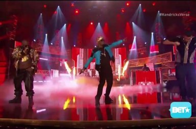 French Montana, Diddy, Snoop Dogg & Rick Ross 2013 BET Hip Hop Awards Performance