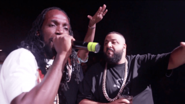 DJ Khaled 'Suffering From Success' Release Party