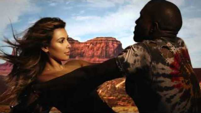 Kanye West – Bound 2 (Uncensored Version)