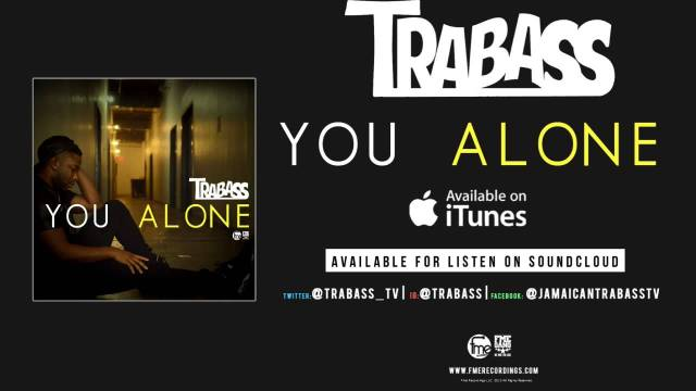 "Andrew Trabass – ""You Alone"""