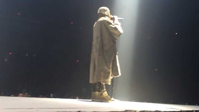 Kanye West Rants In Phoenix About Only Getting 2 Grammy Nominations For 'Yeezus' & Never Winning 1 Against A White Artist