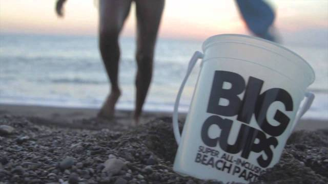Denyque Big Cups Promo 2013