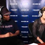 Tessanne Chin Sings Live on Sway in the Morning