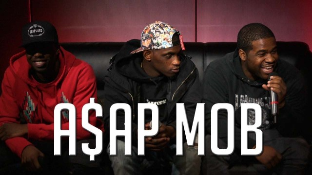 A$AP Mob talks Beef with Pro Era