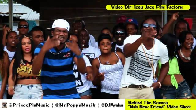 Behind The Scenes Video: Prince Pin & Mr. Peppa Video Shoot