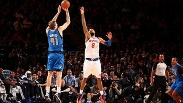 Top 10 NBA Plays: February 24th